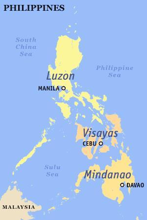 菲律宾吕宋岛-米沙鄢群岛-棉兰老岛海缆系统开建