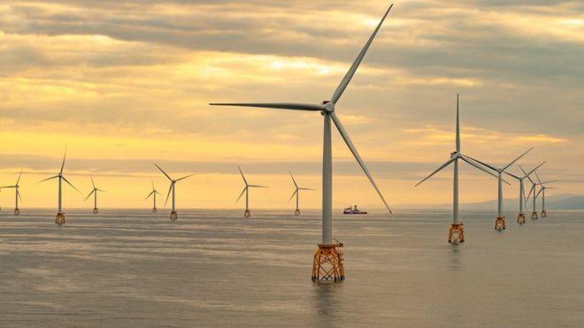 英国将启动海上风电区域招标 预计引资200亿英镑