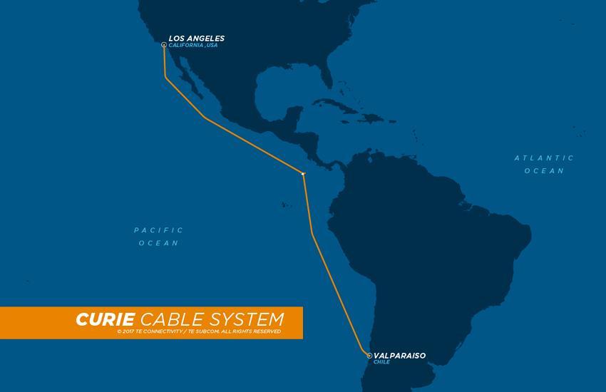 美国国土安全部批准谷歌Curie海缆运营许可