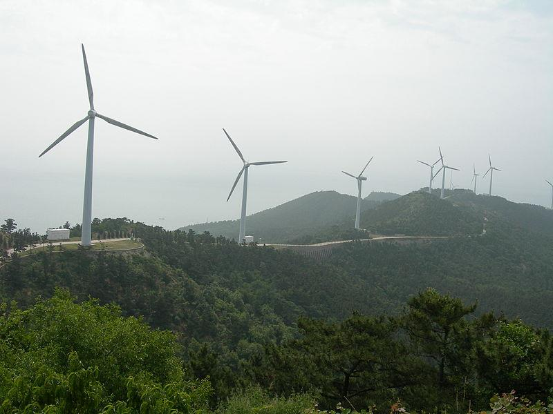 到2050年风电将满足全球电力需求的三分之一