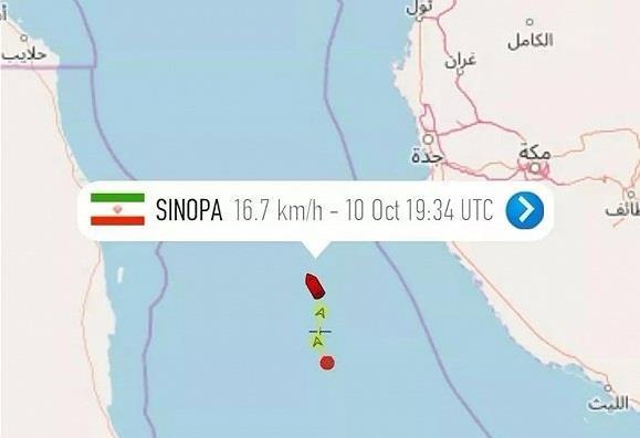"""伊朗油轮遭导弹""""恐怖袭击"""" 石油市场一度飙升"""