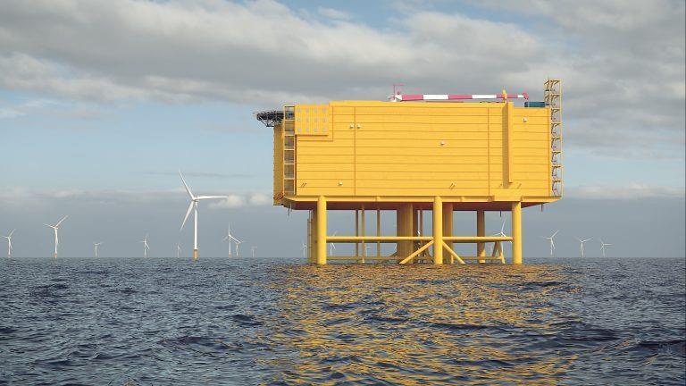 荷兰滕特发布4吉瓦海上高压直流系统招标公告