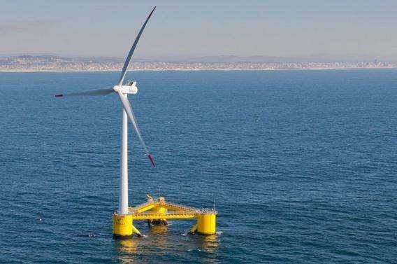 挪威国家石油公司将投5.49亿美元用于漂浮式风力发电