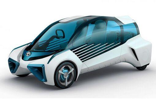 全球汽车业巨头争相布局氢燃料电池商用汽车