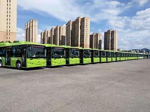 武汉新能源汽车发展新政出台 新公交车100%使用新能源