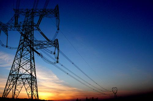 准东-皖南±1100千伏特高压直流输电工程投运