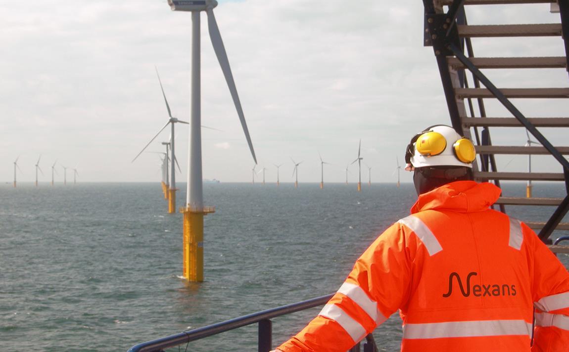 耐克森获法国电力公司首个海上风电电缆订单