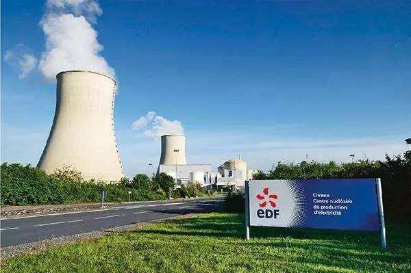 法国电力集团提交6个新核电机组反应堆计划
