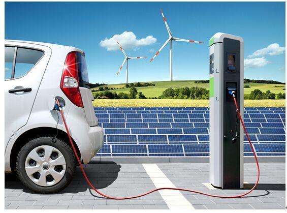 卡塔尔首次建立光伏充电站 可同时为2辆车充电