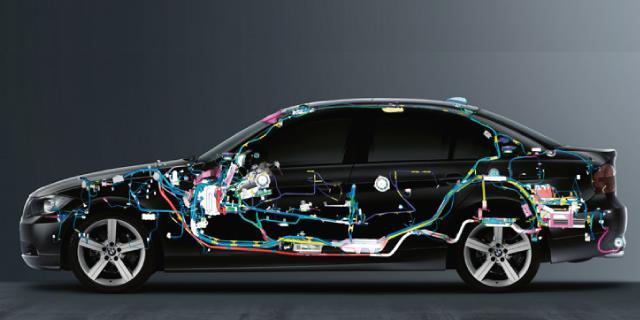 到2027年全球汽车线束市场规模将增至554亿美金