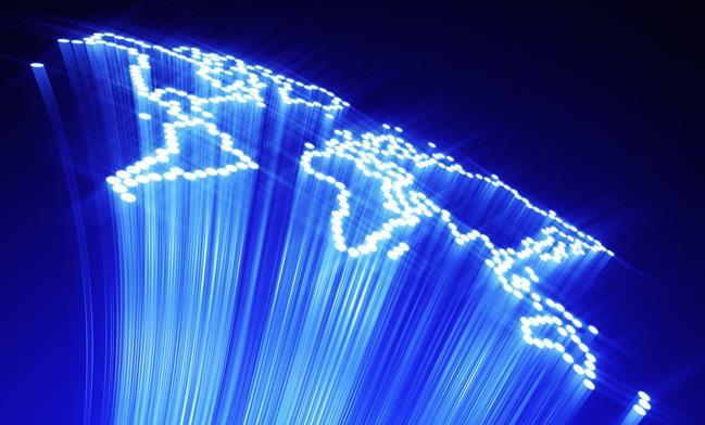 中国光纤宽带网络已覆盖全国 美国光纤接入仅25%