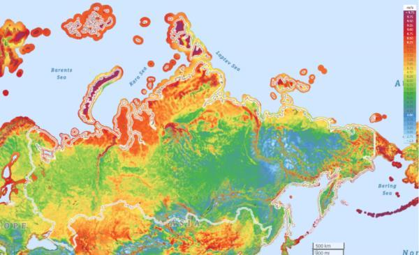 俄罗斯原子能企业首座风电场即将投产