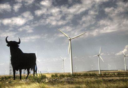 西班牙累计风电装机容量突破25吉瓦