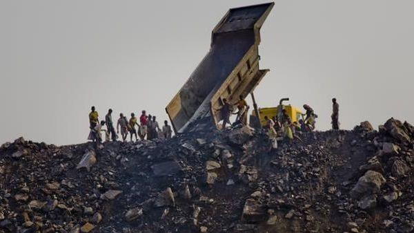 2019年印度煤炭企业出货量下降3.8%至5.8亿吨