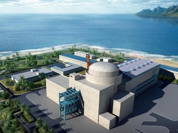 中國核電項目密集啟動 全球核纜龍頭智慧能源(600869)有望受益