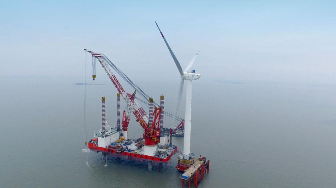 金风科技GW154-6.7MW机组获福建省首台套重大技术装备认定