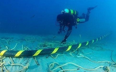 渔网挂光缆 渔民故意切割海底光缆被判刑7年