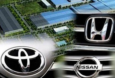 去年日系车在华销量或首次突破500万 比肩日本市场