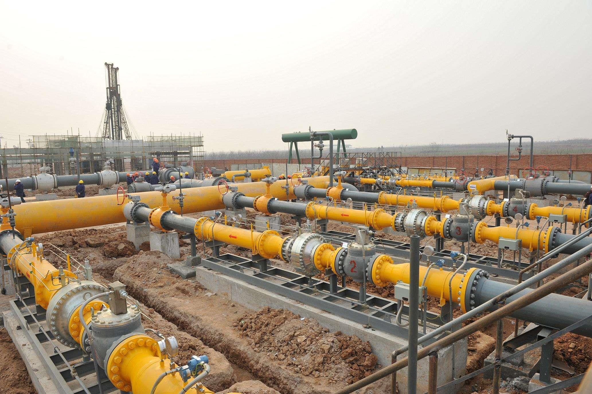 2019年中亚天然气管道累积向国内输气超479亿方