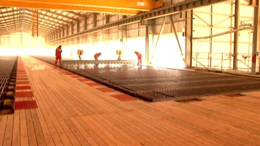 1-11月刚果(金)铜产量同比增15.9%至130.8万吨