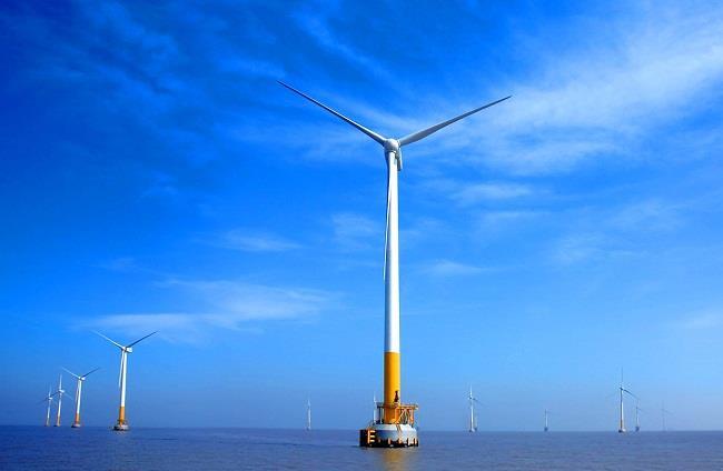辽宁大连庄河8个风电场项目将在2年内完成建设
