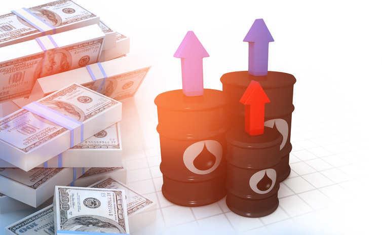 未来5年全球原油平均价格预计在65-70美金波动