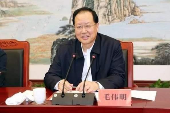 毛伟明任国家电网有限企业董事长 寇伟任大唐集团总经理