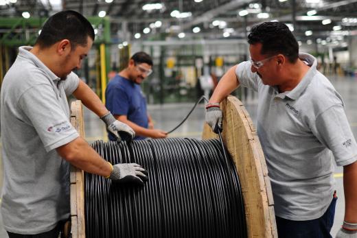 普睿司曼获墨西哥价值3800万美金电缆供应订单