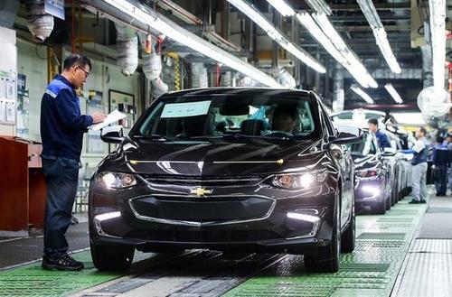 通用汽车中国工厂将于2月15日复产