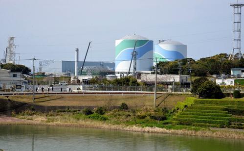 日本举行针对首座重启核电站泄漏事故的防灾演习