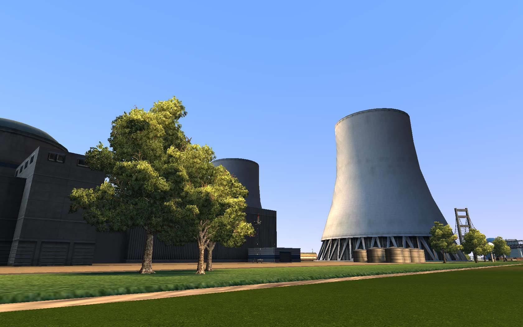 2019年我国大陆运行核电机组共47台