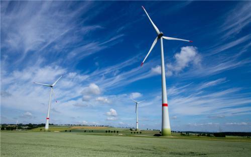 中国风电市场前五大整机制造商占据76%市场份额