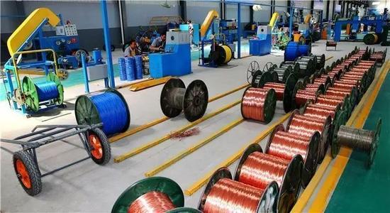 受疫情影响 预计2月电线电缆企业开工率仅三成