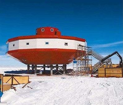 中国南极泰山站新能源微电网试运行正常