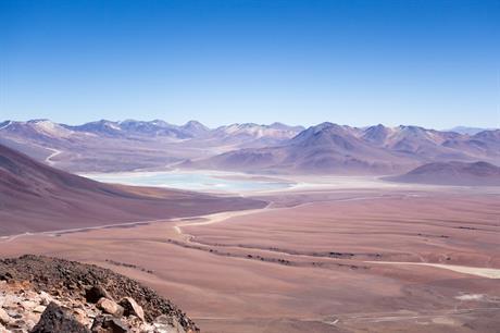 智利推进南美洲最大风电场项目
