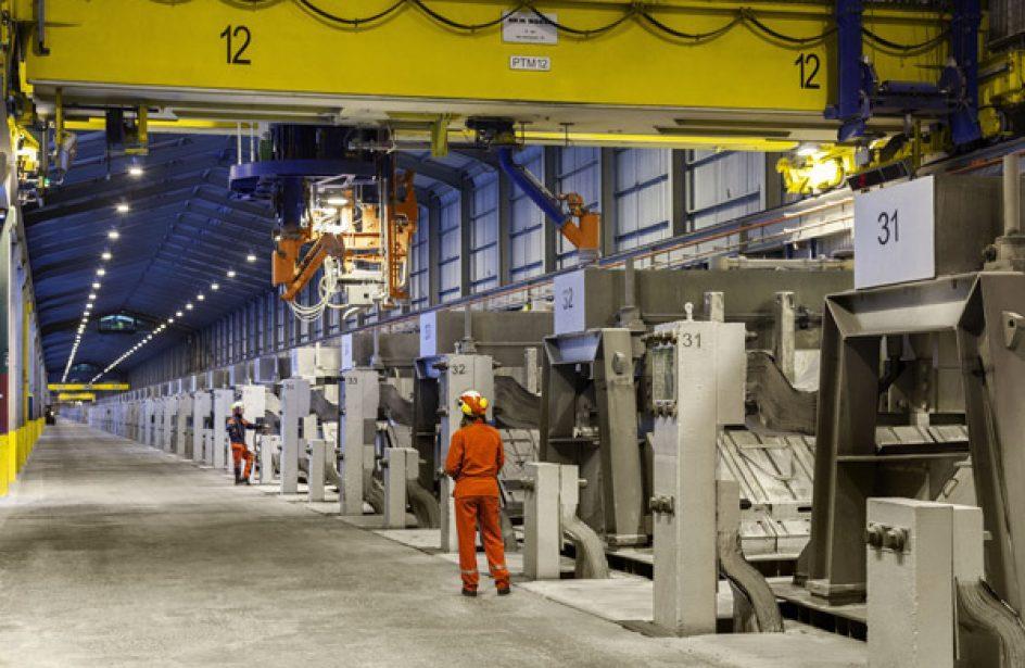 美国世纪铝业推出低碳铝产品Natur-Al