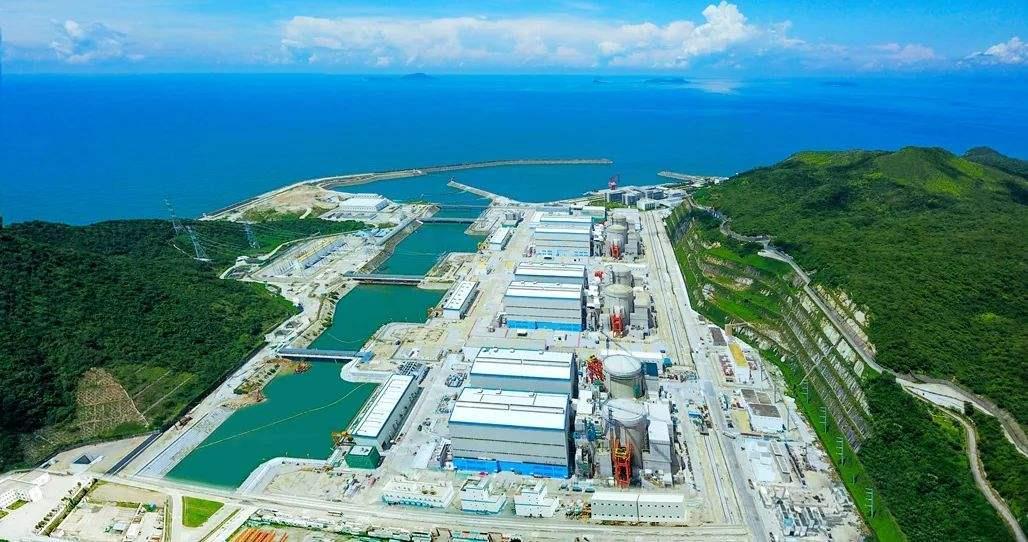 阳江核电基地全面复工 6台机组稳定运行