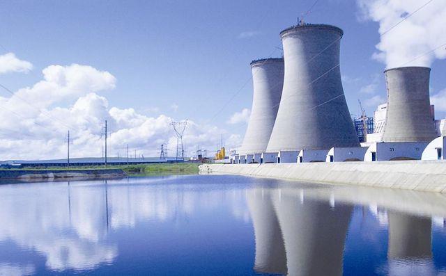 中国核电发电量348.13TWh 同比增长18%