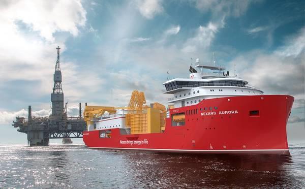 耐克森获阿拉伯湾Marjan油田180千米高压海缆订单