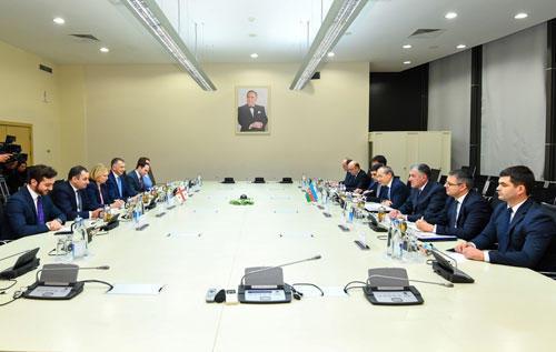 格鲁吉亚拟与阿塞拜疆合作在黑海部署高压海缆