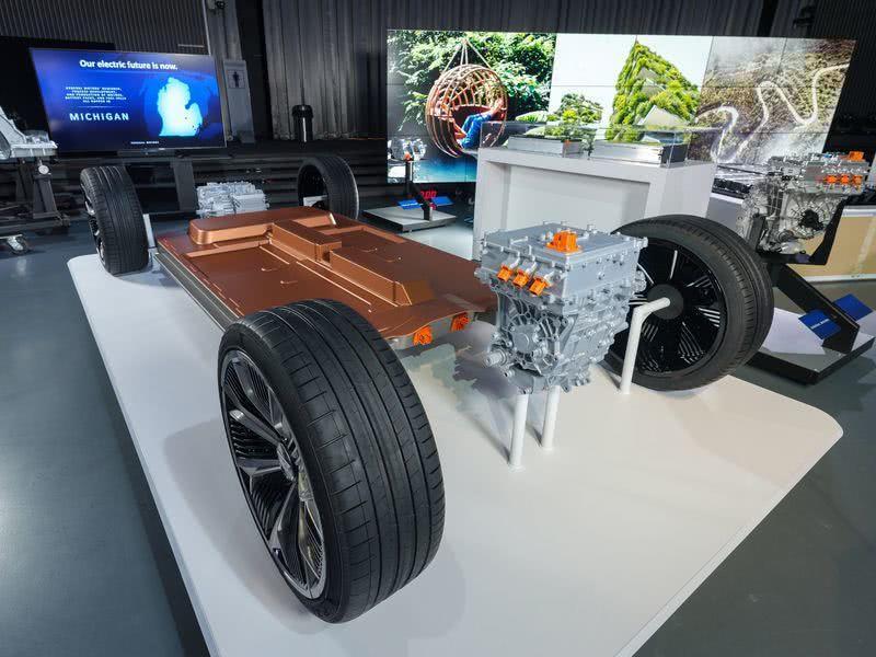 通用汽车打造Ultium电池动力系统 大大降低成本