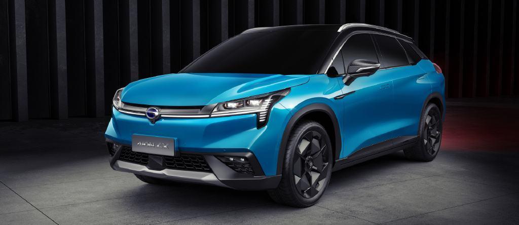 广汽新能源车2月销量同比增一倍