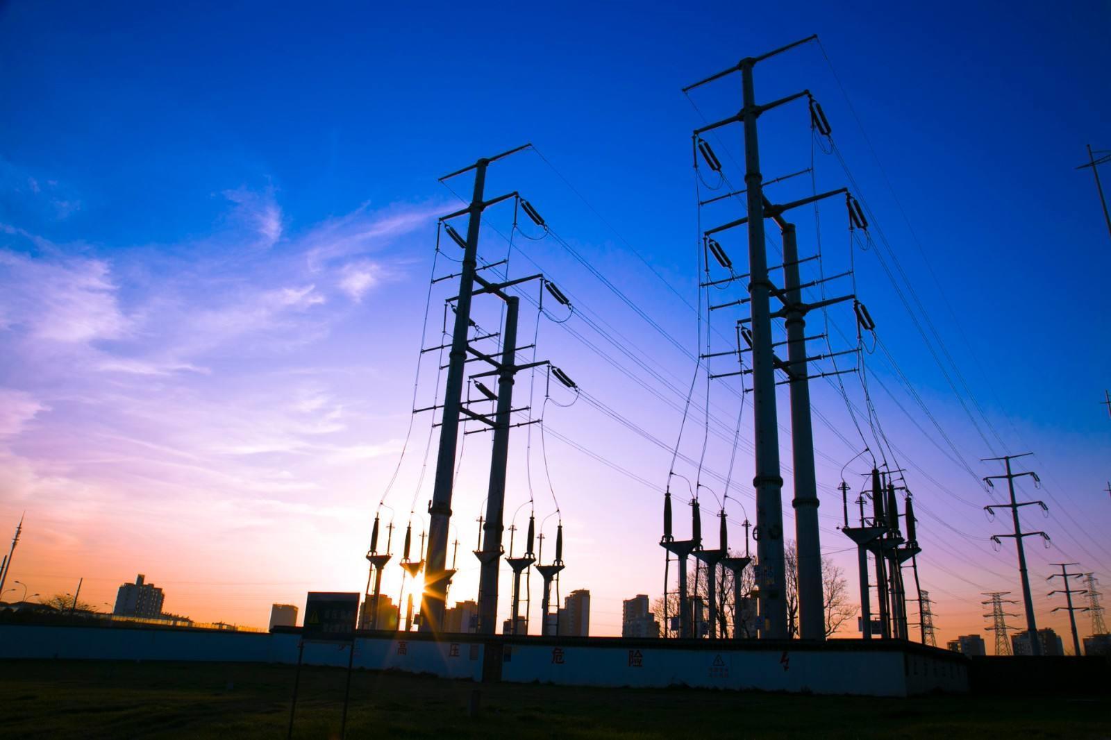厦门电网今年首个投运的变电站工程送电
