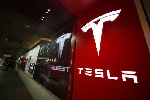特斯拉电动汽车产量突破100万辆