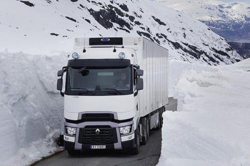 雷诺计划3 月在法国量产电动卡车