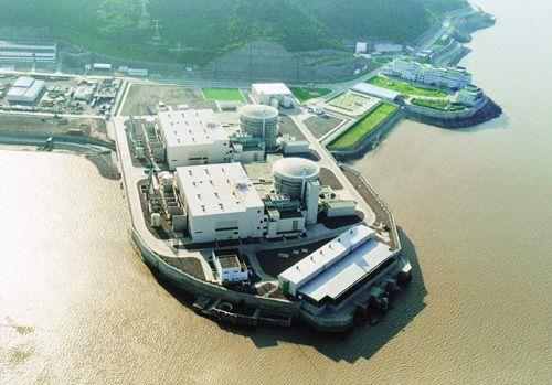 秦山核电四台机组一次调频功能投运