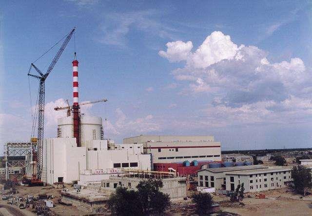 中国出口第4台核电机组 刷新连续安全运行纪录