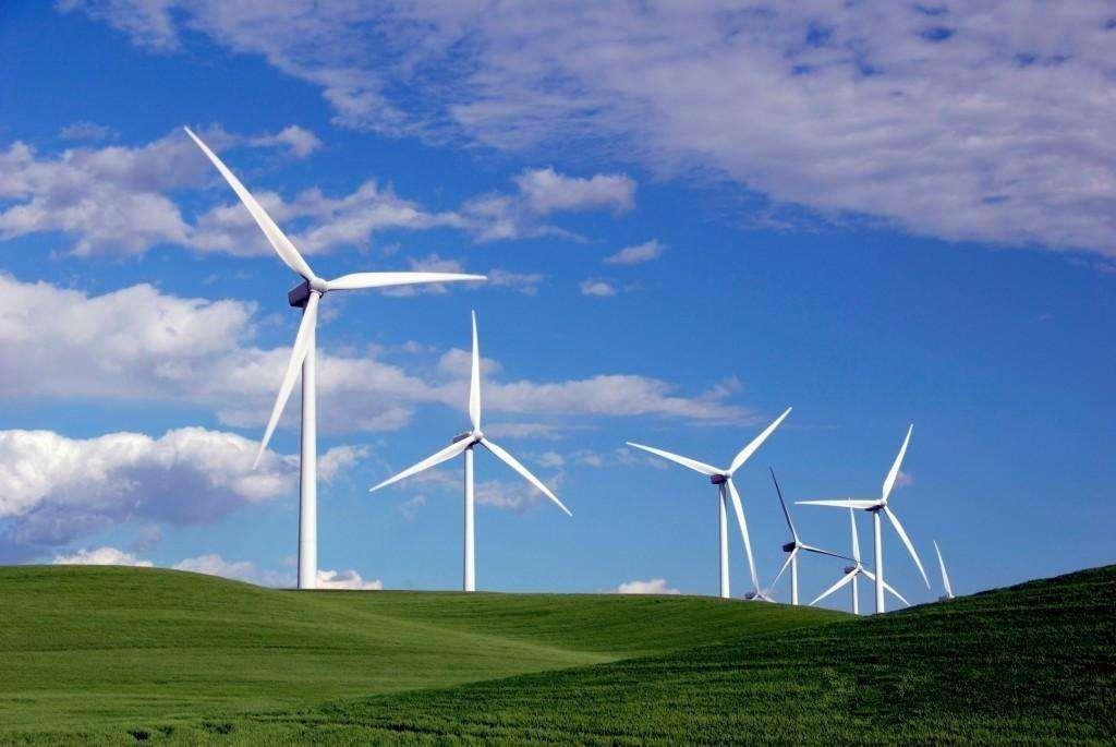 安徽蒙城200MW内陆平原风电场全面复工