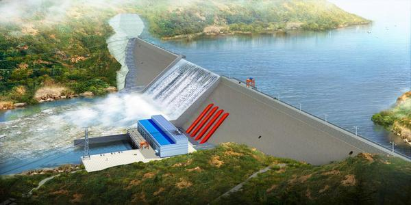 中企承建几内亚苏阿皮蒂水电站2号机组安装全面展开