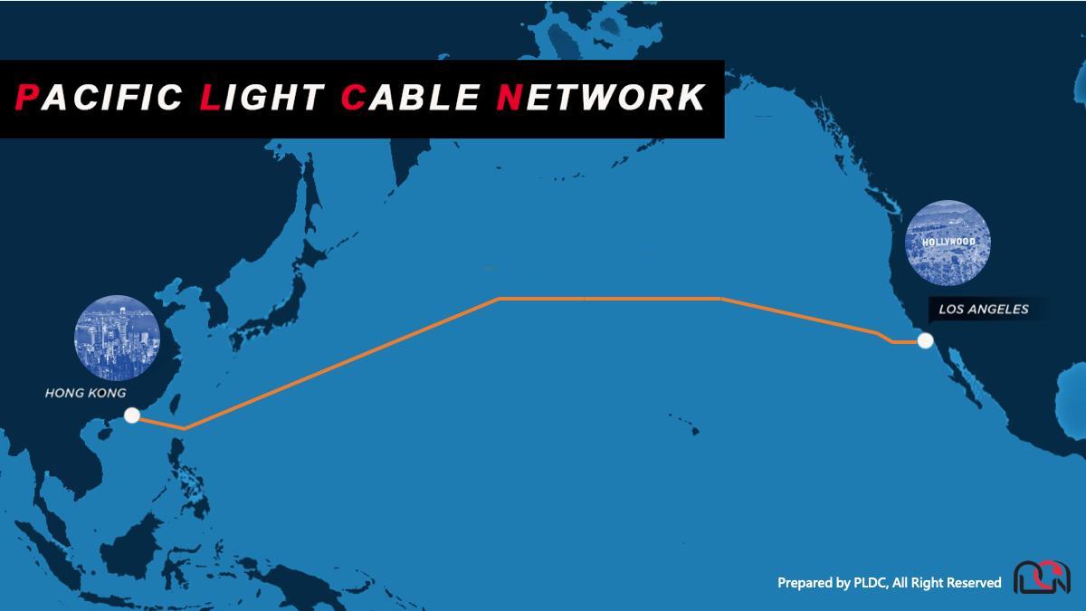 美FCC延长PLCN海底光缆系统特别临时授权